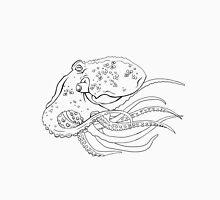 Cthulhu Octopus 'Sea Monster' Illustration Unisex T-Shirt