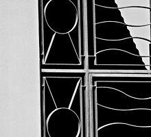 Screen Door by Rob Beckett