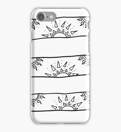 endless suns iPhone Case/Skin
