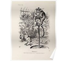 Cartoons by Sir John Tenniel selected from the pages of Punch 1901 0136 Plucked Poster