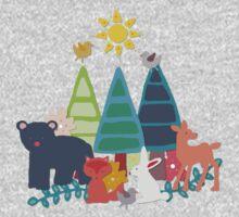 summer woodland Kids Clothes