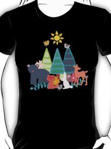 summer woodland T-Shirt
