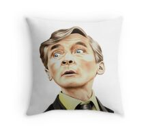 Carry on Kenneth Throw Pillow