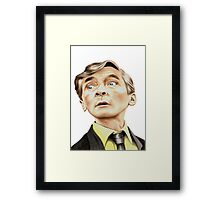 Carry on Kenneth Framed Print