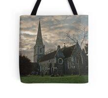 St Matthew, Midgham Tote Bag