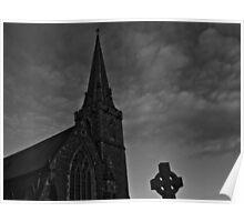 St Matthew, Church Poster