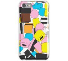 Lots of Liquorice Allsorts iPhone Case/Skin