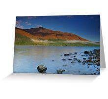 Loch Lochy view Greeting Card