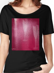 Wall Art Design -1- Art + Products Design  Women's Relaxed Fit T-Shirt
