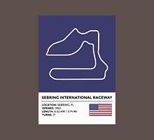 Sebring International Raceway - v2 Unisex T-Shirt