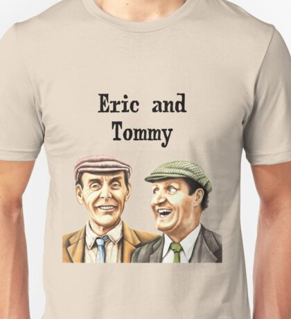 Eric and Tommy's t-shirt Unisex T-Shirt
