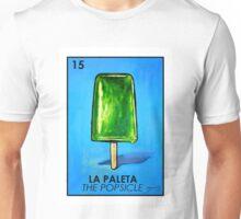 La Paleta - The Popsicle - Loteria Unisex T-Shirt