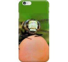 Dragonfly & Thumb iPhone Case/Skin