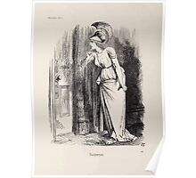 Cartoons by Sir John Tenniel selected from the pages of Punch 1901 0056 Suspense Poster