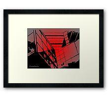 City Scapes Framed Print
