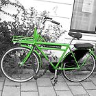 Amsterdam Bicycle by voloro