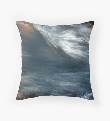 Swept Away Throw Pillow