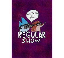 Regular Show (V.2) Photographic Print