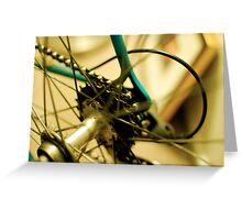 Centurion Road Bike  Greeting Card