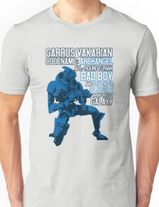 All-round Turian Bad Boy Unisex T-Shirt