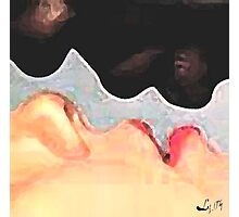 ORISHAS KISS Photographic Print