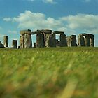 Stone Henge UK by ccsad