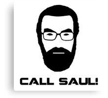 Call Saul! Canvas Print