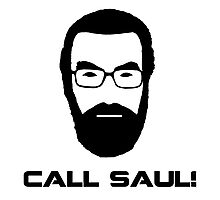 Call Saul! Photographic Print