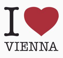 I ♥ VIENNA Kids Clothes