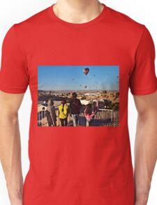 Kids & Balloons Unisex T-Shirt