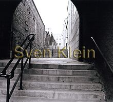 Empty stairs, Dublin by Sven Klein