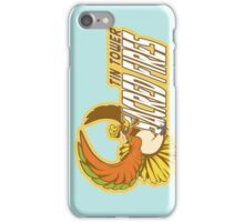 Tin Tower Sacred Fires: Ho-oh Sports Logo iPhone Case/Skin