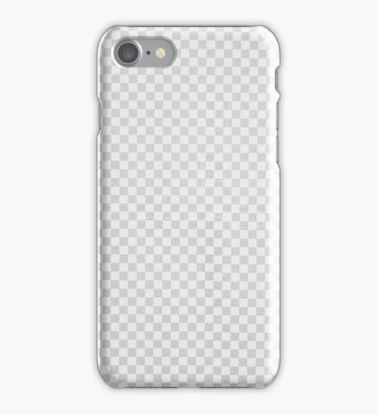 null layer iPhone Case/Skin