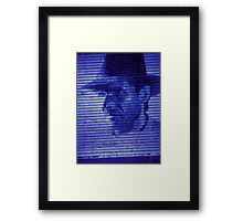 """Guess Who?"" Framed Print"