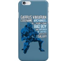 All-round Turian Bad Boy iPhone Case/Skin
