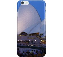 The Opera House iPhone Case/Skin