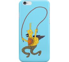 jump monkey jump iPhone Case/Skin