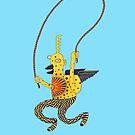 jump monkey jump by SusanSanford