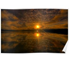Blessing - Narrabeen Lakes, Sydney - The HDR Experience Poster