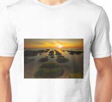 Sunset Hunstanton Unisex T-Shirt