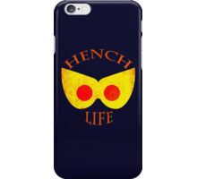 Hench Life iPhone Case/Skin