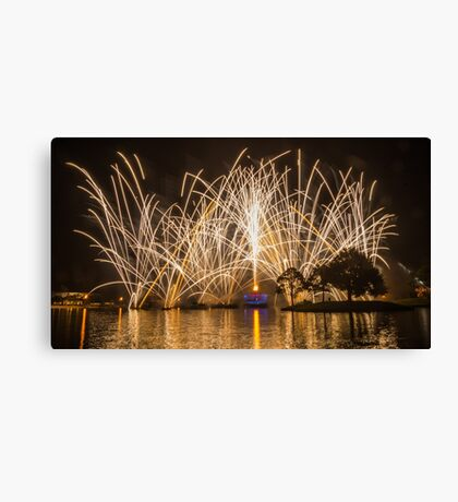 Thousand Points of Light - Illuminations Reflections of Earth Canvas Print