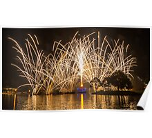 Thousand Points of Light - Illuminations Reflections of Earth Poster
