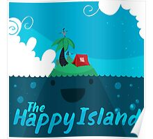 The Happy Island Poster
