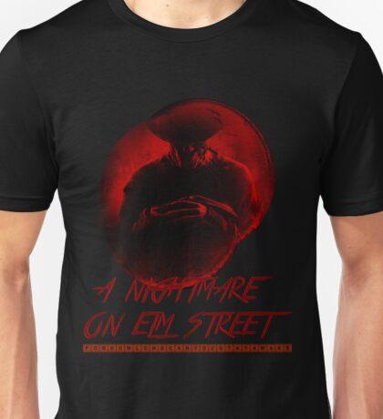 A Nightmare On Elm Street Unisex T-Shirt