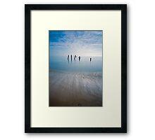 Happisburgh Framed Print