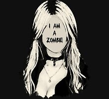 I am a Zombie - Taylor Momsen Womens Fitted T-Shirt