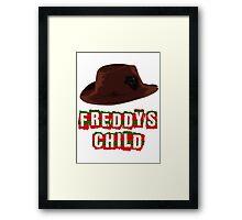 Freddy's Child Framed Print