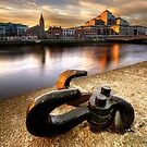 Liffey Sunrise by Gerry Chaney