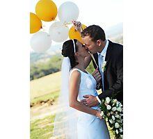 Wayne & Kathryn 3 Photographic Print